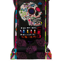 Sugar Skull Mini Wipes