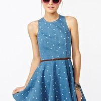 Paisley Tennis Dress at Nasty Gal