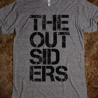 The Outsiders - Easydoesit - Skreened T-shirts, Organic Shirts, Hoodies, Kids Tees, Baby One-Pieces and Tote Bags