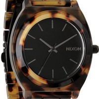 NIXON THE TIME TELLER ACETATE WATCH | Swell.com