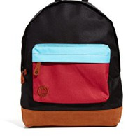 Mi Pac Colour Block Backpack at asos.com