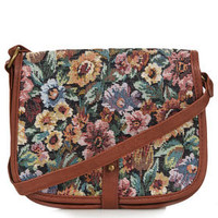 Tapestry Crossbody - Cross Body Bags - Bags & Wallets  - Bags & Accessories