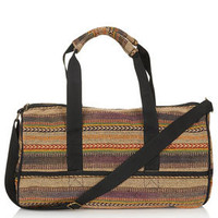 Ikat Luggage Holdall