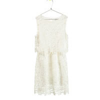 EMBROIDERED DRESS - Girl - New this week - ZARA United States