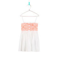 EMBROIDERED TOP - Girl - New this week - ZARA United States