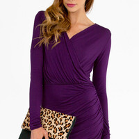Wrap A Tulip Dress $26