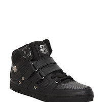 Vlado Knight Black Mono Sneakers | Hot Topic