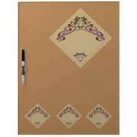 Art Nouveau Large Dry Erase Board from Zazzle.com