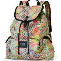 Backpack in 'Aztec'