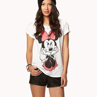 Minnie Mouse® Tee | FOREVER 21 - 2038340529