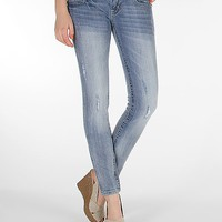 Miss Me Glitz Ankle Skinny Stretch Jean - Women's Jeans | Buckle