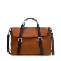 MULTI-PURPOSE FASHION BRIEFCASE - Bags - Man - ZARA United States