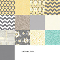 Adornit. Fat Quarter Bundle, 13 Fat Quarters, 3.25 yards