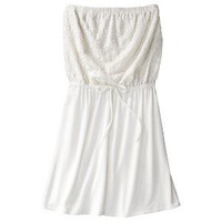 Xhilaration® Junior's Strapless Cover Up Dress -Assorted Colors