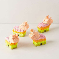 Anthropologie - Mini Fiesta Pinatas