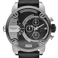 Diesel Leather Watch - Men's Watches | Buckle