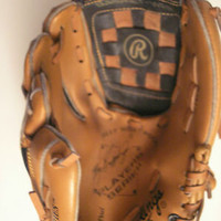 "Rawlings - Ken Griffey Jr. - RBG30T - Size 10"" - Leather Youth Baseball Glove"