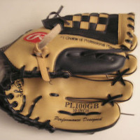 "Rawlings - Derek Jeter Model - PL100GB - Size 10"" - Leather Youth Baseball Glove"