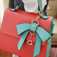 Cute Bowknot Handbag