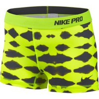 "Nike Women's Pro Tie Dye 2.5"" Shorts - Dick's Sporting Goods"