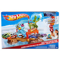 Walmart: Hot Wheels Race Rally Water Park Play Set