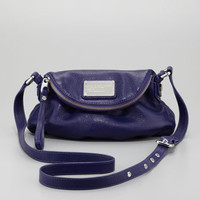 Classic Q Natasha Mini Crossbody Bag, Blue