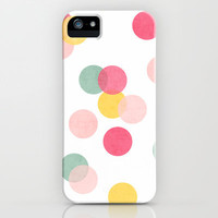 confetti iPhone & iPod Case by her art
