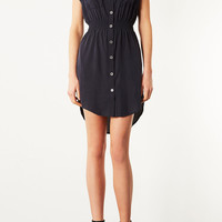 Button Through Shirt Dress - New In This Week - New In - Topshop USA