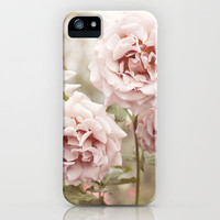 Pink Roses  iPhone & iPod Case by Bree Madden
