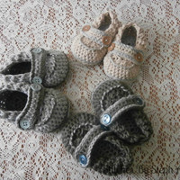 baby boy clothes baby booties baby shower by stitchesbystephann