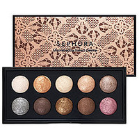 Sephora: SEPHORA COLLECTION : Moonshadow Baked Palette - In The Nude   : eye-sets-palettes-eyes-makeup
