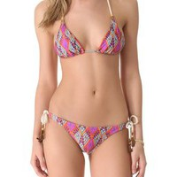 Vix Swimwear St. Martin Triangle Bikini Top | SHOPBOP