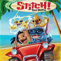 Stitch! The Movie | DVD Movies & TV Shows, Genres, Kids / Family : JB HI-FI