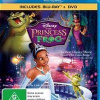 Princess And The Frog, The (Blu-ray + Dvd) | DVD Movies & TV Shows, Genres, Kids / Family : JB HI-FI