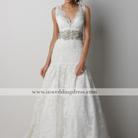 Destination Bridal Gown,Informal Beach Wedding Dress