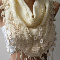 Gorgeous Scarf - Elegance  Scarf  100% Cotton