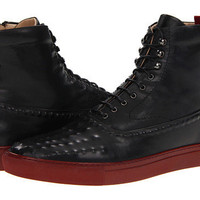 Alexander McQueen Rivet High Top Sneaker