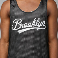 Urban Outfitters - Brooklyn Mesh Tank Top