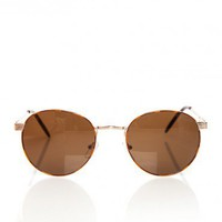 Mickey Sunglasses in Hazelnut - ShopSosie.com