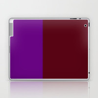 Re-Created Playing Field XLV Laptop & iPad Skin by Robert Lee