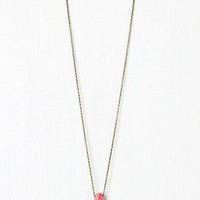 Adina Mills  Neon Dipped Crystal at Free People Clothing Boutique