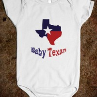 Baby Texan One Piece