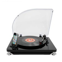 iLP Digital Conversion Turntable for iPhone, iPad and iPod touch with Conversion Software