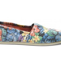 Faded Tropical Women's Classics