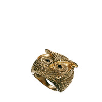And Mary Owl Ring