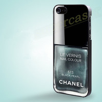 513 Personalized iPhone Case of Nail Polish Case - Girly Make up Case for iPhone 4 case iPhone 4s case iPhone 5 case