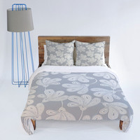 DENY Designs Home Accessories | Khristian A Howell Provencal Gray 1 Duvet Cover