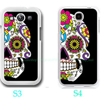 Sugar Skull Bone Paisley/day of the by TOPQUALITYHANDMADEA on Etsy