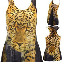 JAGUAR TANK TOP