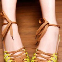 Gladi Lace Up Shoes